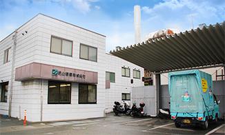 松山容器株式会社の外観